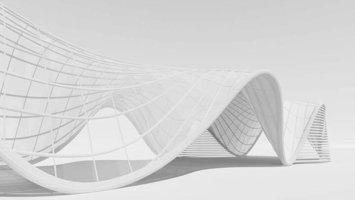 اختيار عبد الله المولى لتصميم مركز