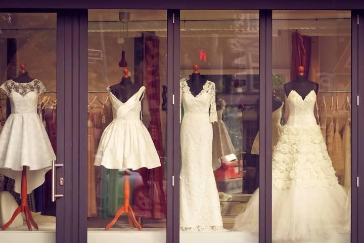 مبادرة فريدة من نوعها في متجر لفساتين الزفاف...