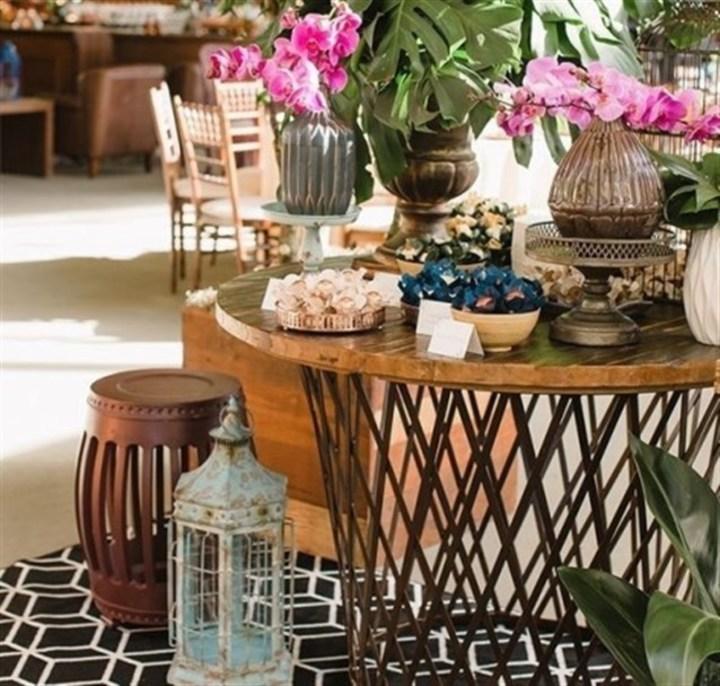 بالصور... طاولات إستقبال رائعة لكلّ المناسبات!