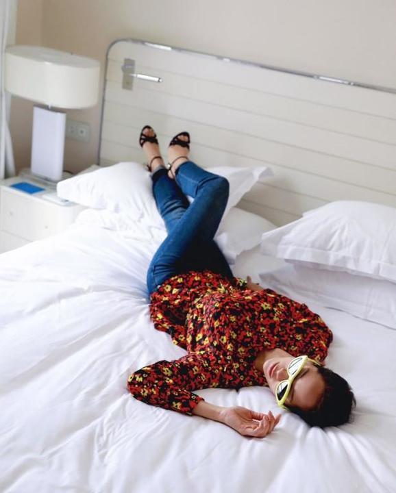 شاهدي آخر إطلالات مدوّنات الموضة العربيات