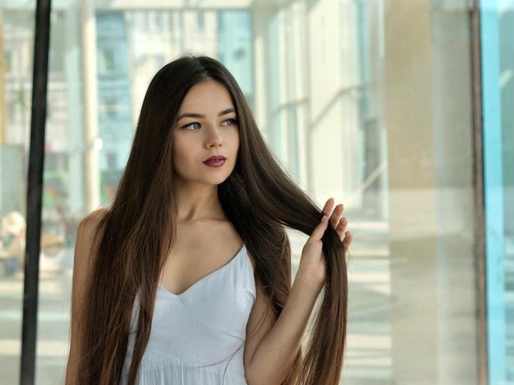 خلطات لتطويل الشعر من الزنجبيل