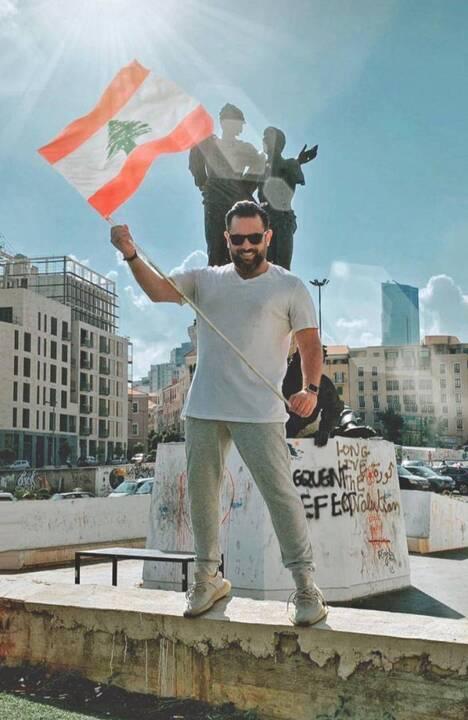 بالفيديو-المدوّن DaddyFoody في رسالة مؤثرة للشعب اللبناني!