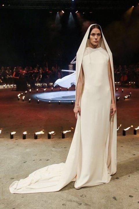 ff205adda954d احدث موديلات فساتين الزفاف التركية 2019