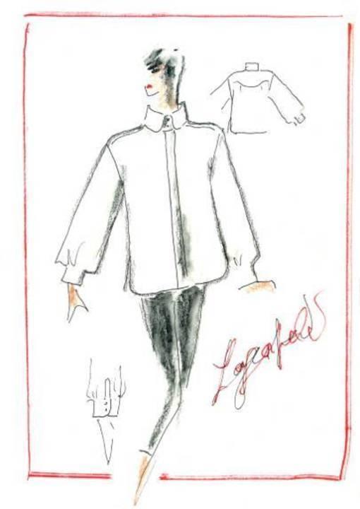 أصدقاء كارل لاغرفلد يُطلقون مشروع القميص الأبيض تكريماً له