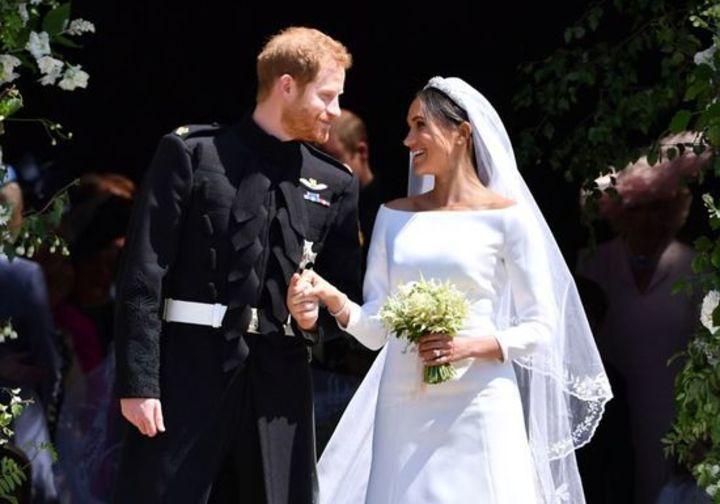 هدفٌ ضمني خلف اختيار ميغان ماركل لتصميم فستان زفافها