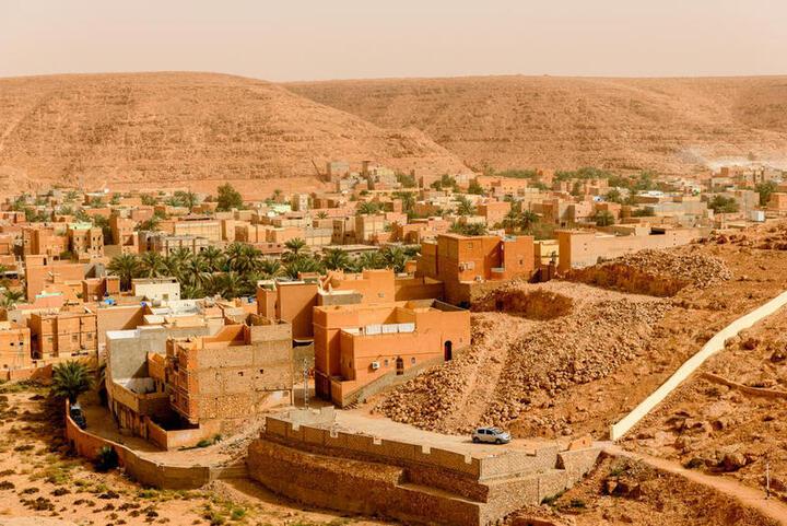 سياحة في الجزائر