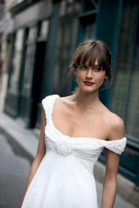 مكياج عروس فرنسي ناعم للغاية