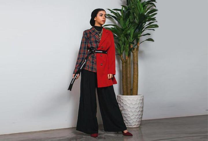 أزياء محجبات من وحي رتون سلطان