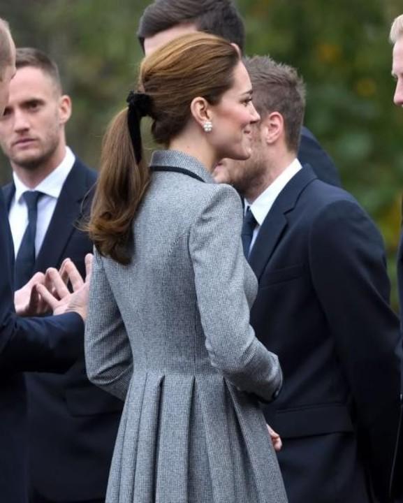 كيت ميدلتون وأجمل تسريحات شعرها خلال عام 2018
