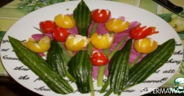 بالصور.. 16 فكرة لتقطيع الخضروات