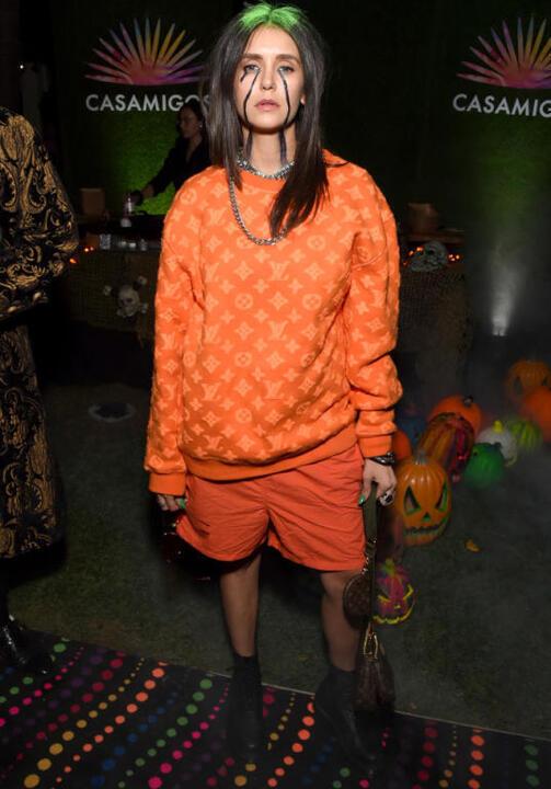كيف تنسقين ملابس خاصة بالهالوين مستوحاة من نجمات هوليوود