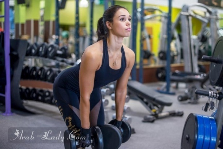 هل جسمك مترهل ؟ هنا تمرينات لإحراق دهون البطن والخصر