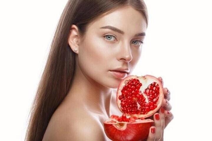 علاج مشاكل البشرة بقشور الفواكه