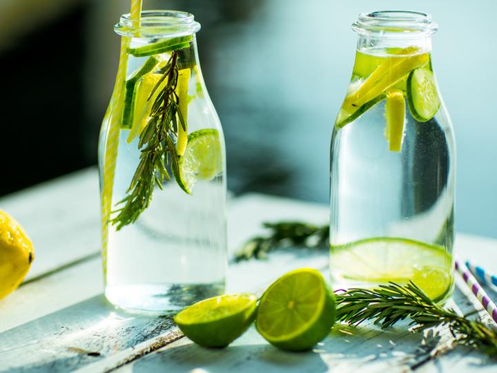 فوائد ديتوكس الماء والليمون