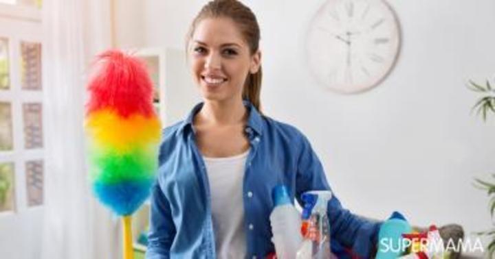 جدول تنظيف البيت قبل العيد | سوبر ماما