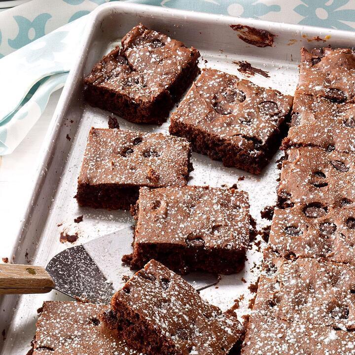 حلويات لذيذة وسهلة وسريعة التحضير