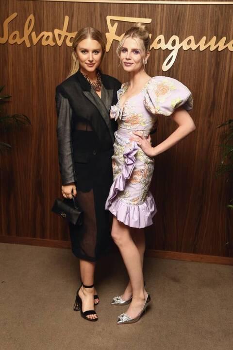 ماذا ارتدت لوسي بوينتون في حفل فيراغامو؟