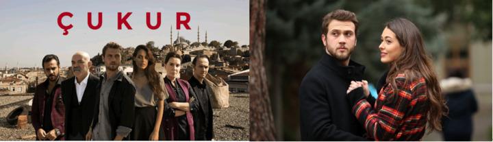 احسن 5 مسلسلات تركية عندي
