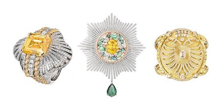 مجوهرات راقية من أسبوع الهوت كوتور في باريس لخريف 2019