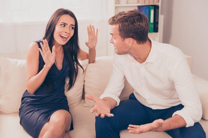 كيف أعاتب زوجي؟