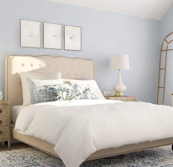 في غرف النوم... إبتعدي عن اختيار ألوان الدهانات هذه!