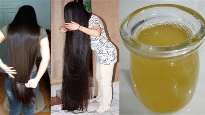 أسرع طريقة لـ تطويل الشعر
