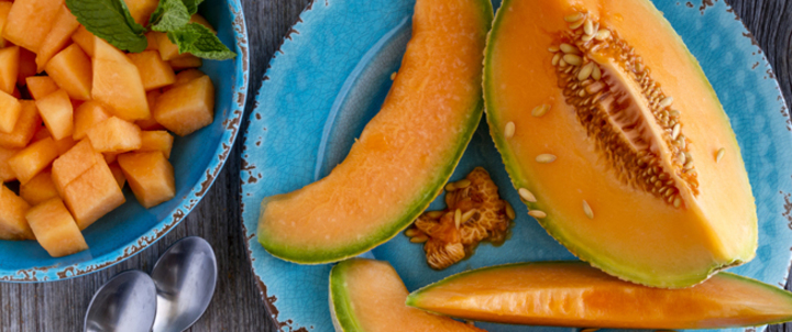 فوائد الكنتالوب الصحية وقيمه الغذائية