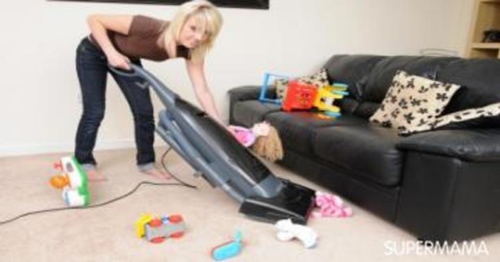 5 نصائح لمنزل خالي من الفوضى | سوبر ماما