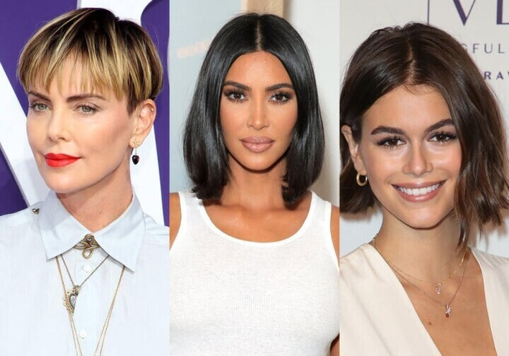 حصاد 2019: أبرز تحولات قصات وألوان وتسريحات شعر النجمات العالميات