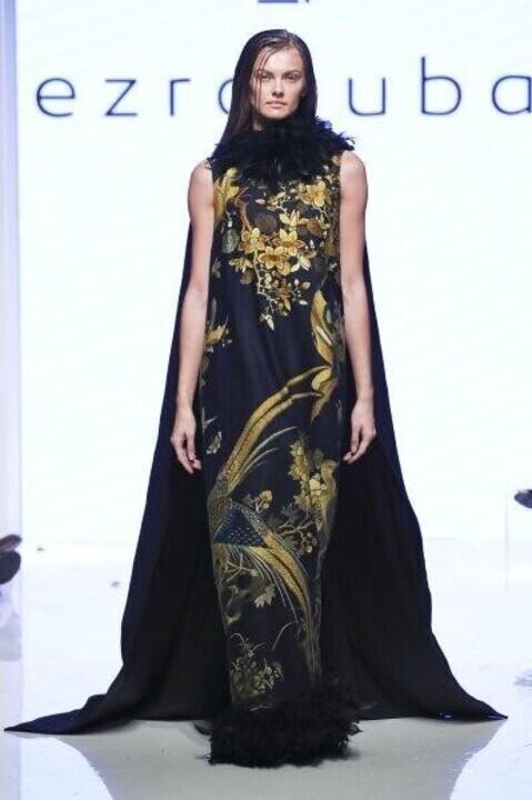 أجمل فساتين سهرة 2020 من أسبوع الموضة العربي