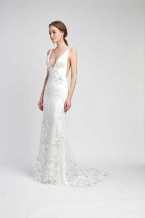 اسبوع الموضة العرائسي من Alexandra Grecco