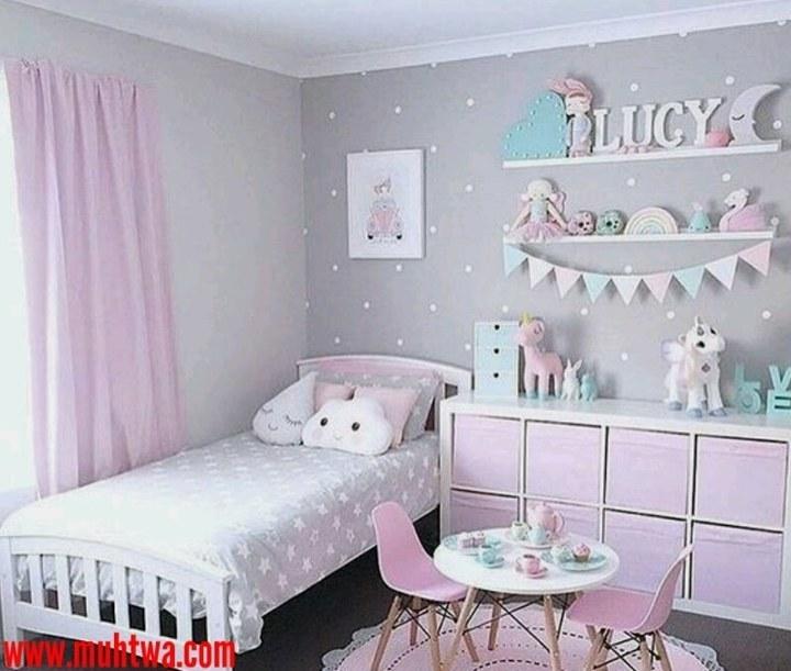 غرف نوم اطفال 2019 حديثة