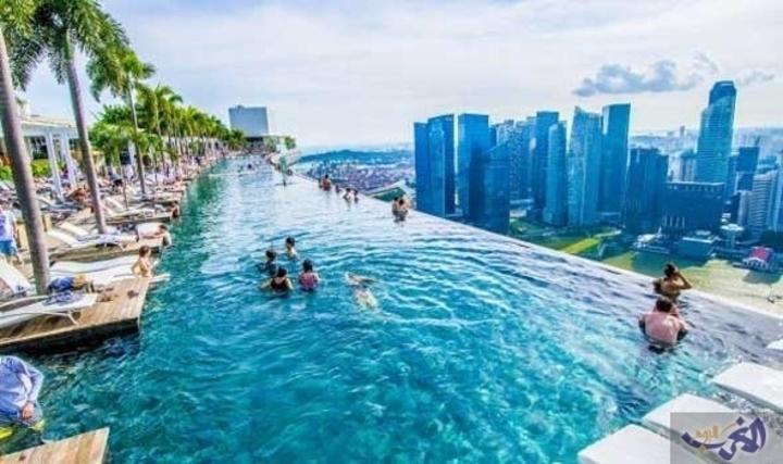 8 حمامات سباحة حول العالم لا يستخدمها إلا