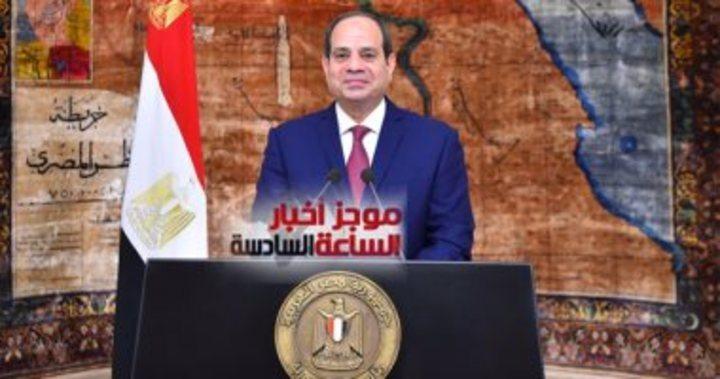 موجز6.. السيسى يستقبل عبد القادر بن صالح ويثمن العلاقات الأخوية مع الجزائر