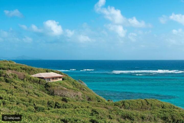 Betty Island St. Vincent: ملاذك الأكثر سحراً بإطلالة على بحر الكاريبي
