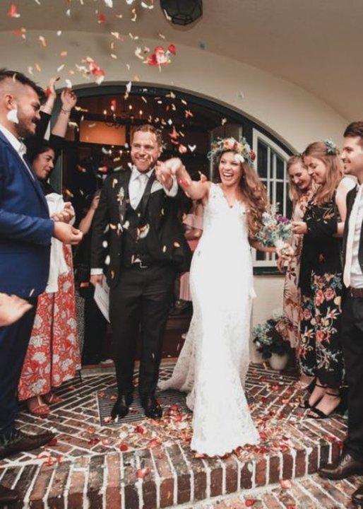 كيف تتخلصين من التوتر قبل الزفاف؟
