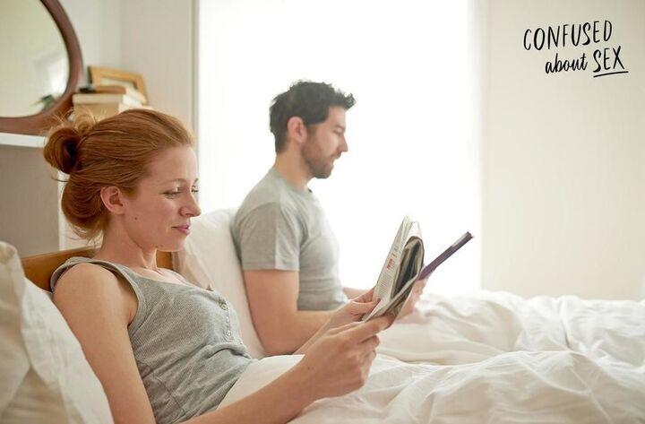 كيف تُصارح شريكك بعدم رغبتك في ممارسة الجنس ؟