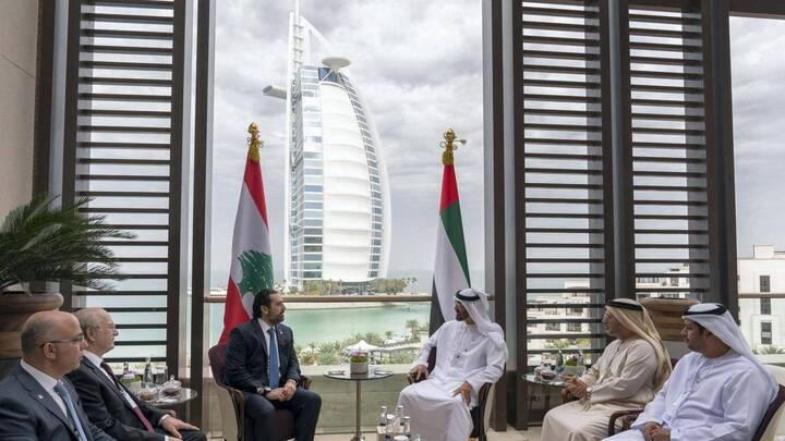 لبنان نافذة الإمارات إلى سوريا
