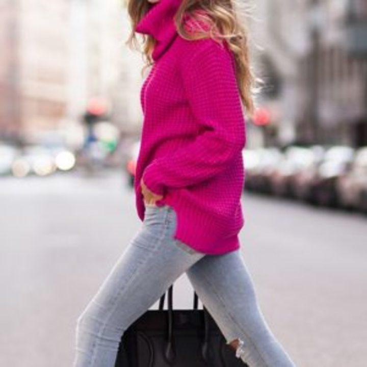 اليك كل ما يمكنك ارتداؤه مع اللون الوردي!