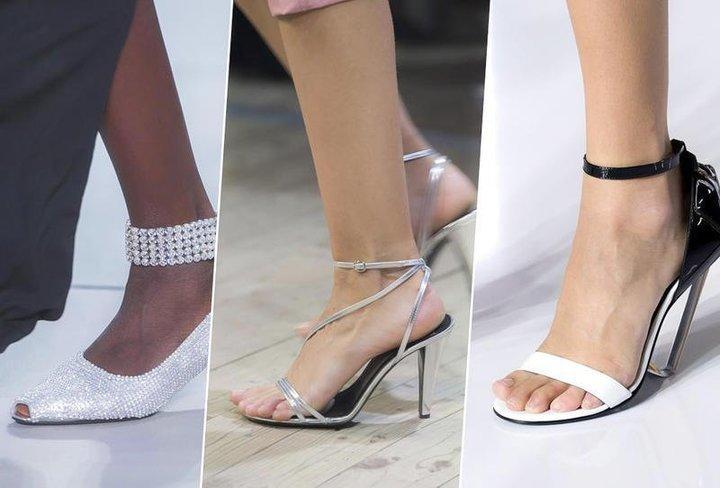 أحذية كلاسيكية أنيقة اعتمديها مع العبايات