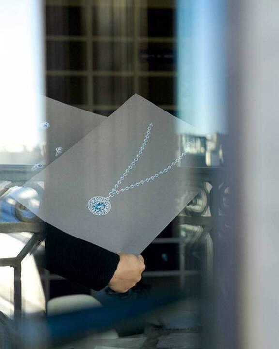 Louis Vuitton High jewelleryالمديرة العالمية للساعات والمجوهرات لدى دار لويس فويتونكاترين لاكاز: المرأة العربية خبيرة في المجوهرات الراقية