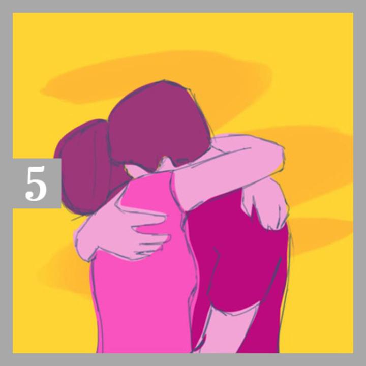 اختبار الشخصية: كيف يحتضنك؟ إختاري وسنكشف لك خفايا علاقتك بزوجك