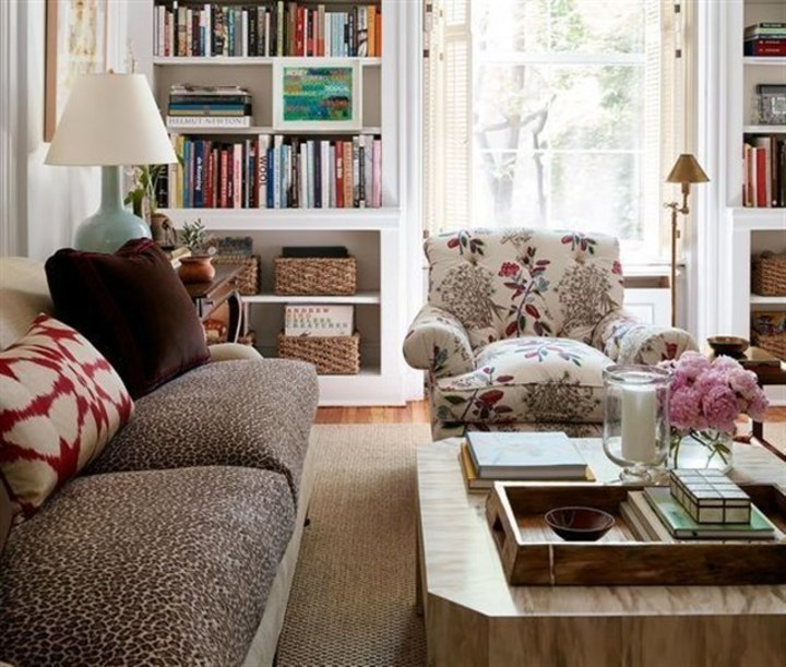 كيف تنجحين بتنسيق النقوش في ديكور منزلك؟