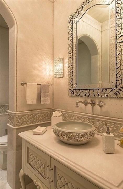 بالصور... ديكورات مغربية جذّابة لمنزل أكثر فخامة!