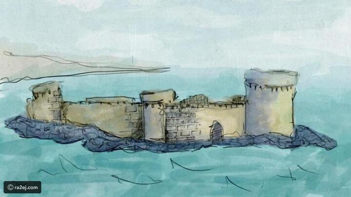 قلعة سبايل: أسطورة أذربيجان المغمورة تحت الماء