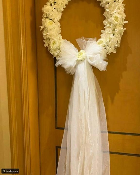 صور فستان زفاف هنا الزاهد الناعم.. هكذا أطلت كملكة جمال في ليلة العمر
