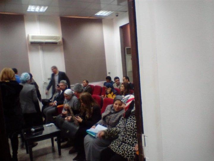 افتتاح وحدة متخصصة بكل مايخص المرأة في قصر العيني