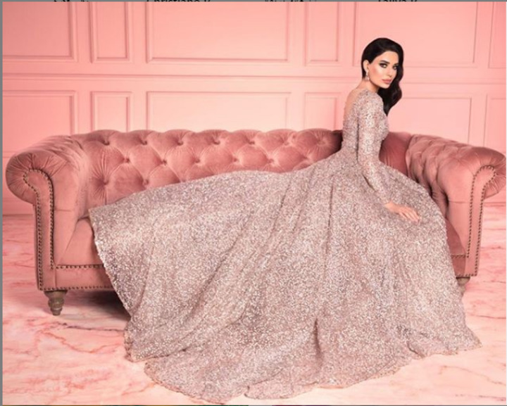 بفستان رائع.. سيرين عبد النور تبهر متابعيها بأناقتها