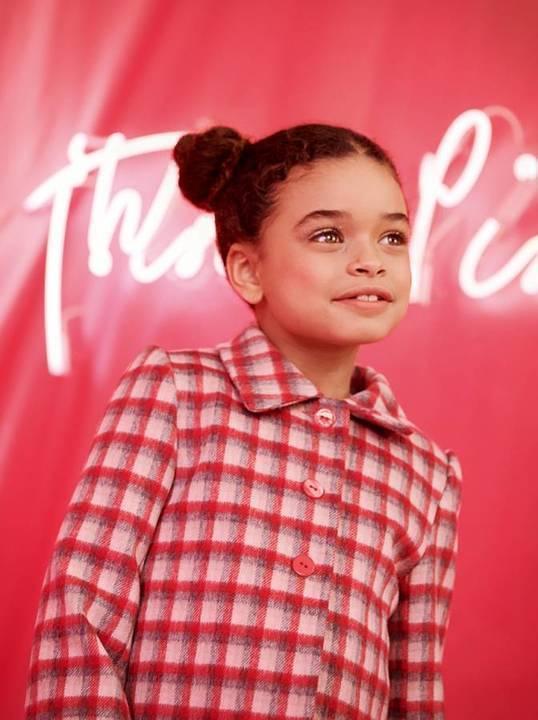 ديور يطلق مجموعة وردية للأطفال