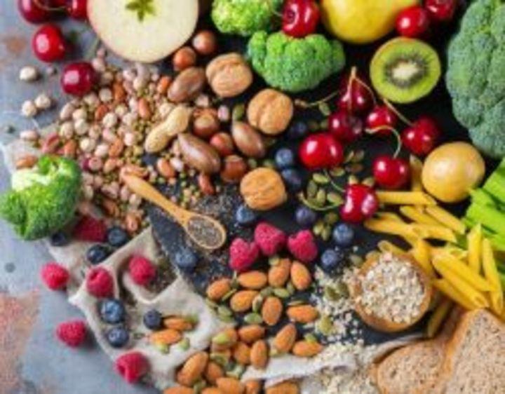 الألياف الغذائية لصحة الجهاز الهضمي وأكثر...